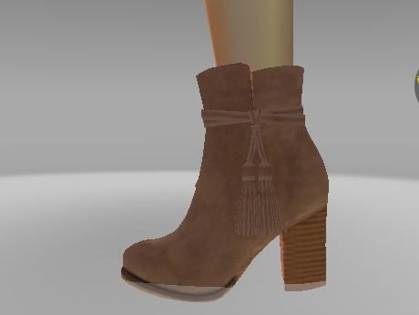 bota marron