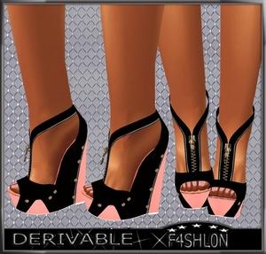 heels crismiry. katty, ana, yerssi, fary, sara