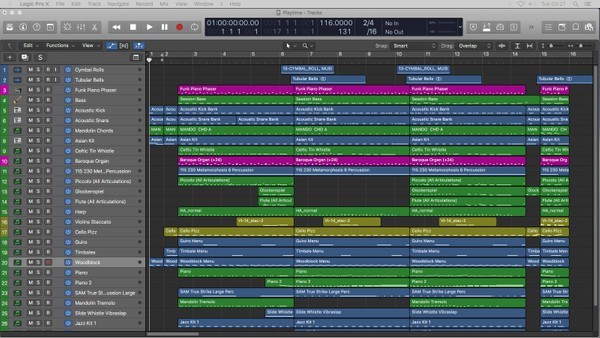 PLAYTIME 🎵 Download Logic Pro X Template (Jon Brooks) Kids Instrumental Music