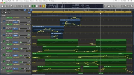 Horizon - Logic Pro X Template Download (Patriotic, inspiring orchestral music) JON BROOKS