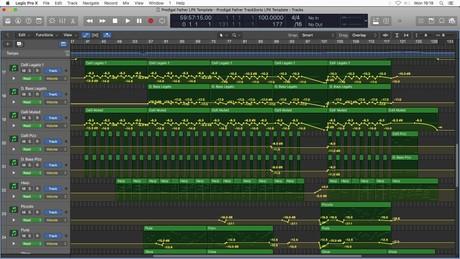 PRODIGAL FATHER - Logic Pro X Template Download - Jon Brooks - Piano and Orchestra