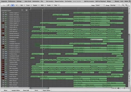 NATIONAL DAY - Logic Pro X Template Download (Epic Orchestral Music) Jon Brooks