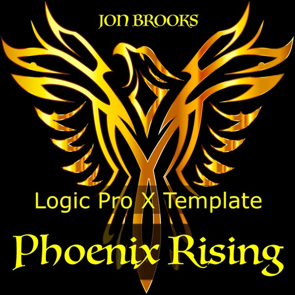 Phoenix Rising 🎵 Logic Pro X Template Download 🎵 Epic, Cinematic and Dramatic Orchestral Music