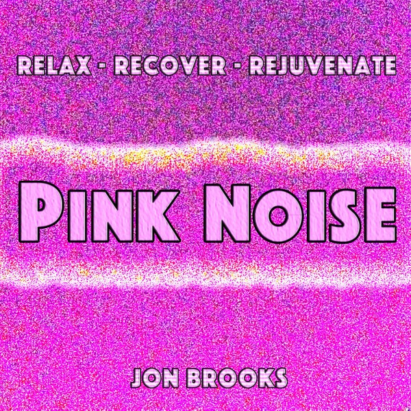 PINK NOISE CD for Calming, Tinnitus, Sleep, Anxiety, Babies and Stress