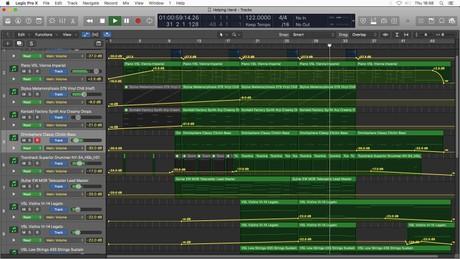 Helping Hand 🎵 Logic Pro X Template Download (Jon Brooks)