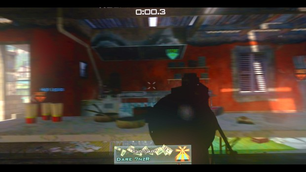 Dare Tnzr (Color Correction)