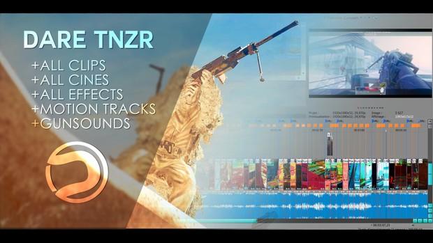 Dare Tnzr (Project File + Resources)
