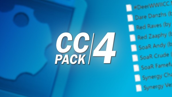 Color Correction Pack #4