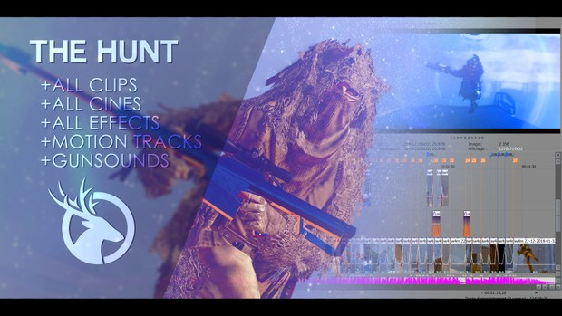 THE HUNT (Project File + Color Correction)