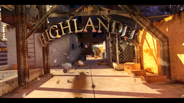 HIGHLANDER (Color Correction)