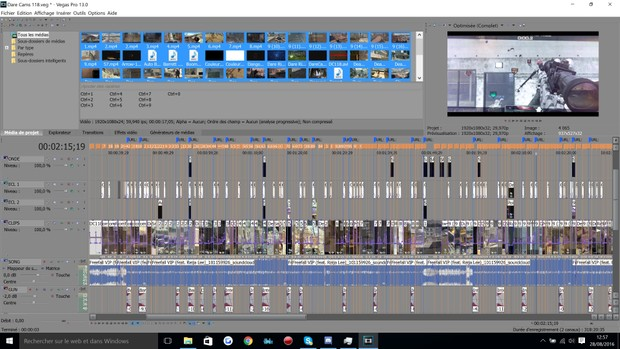 Dare Cams 118 (Project File + Resources)