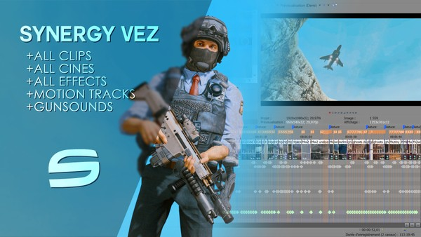 Synergy Vez (Project File + Resources)