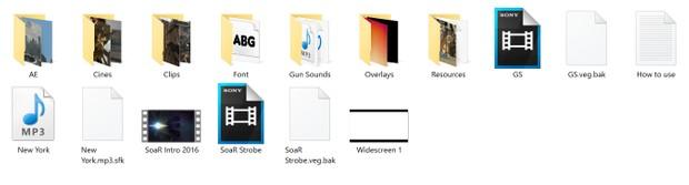 SoaR Strobe (Project File + Resources)
