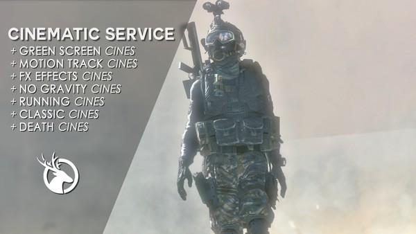 MW2 Cinematics Service