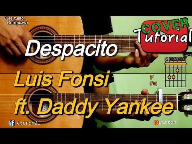 Despacito - Luis Fonsi ft. Daddy Yankee I Backing Track w/o melody