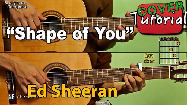 Shape of You - Ed Sheeran (Track W/O melody)