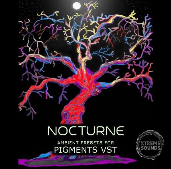Nocturne for Arturia's Pigments VST
