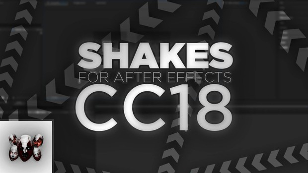 6 Shakes (For After Effects CC 2018+)