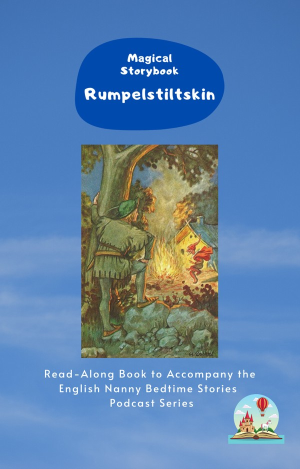 Rumpelstiltskin: Read-along e-book for Magical Storybook: English Nanny Bedtime Stories podcast