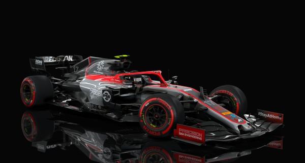 Formula Hybrid 2020 for Assetto Corsa