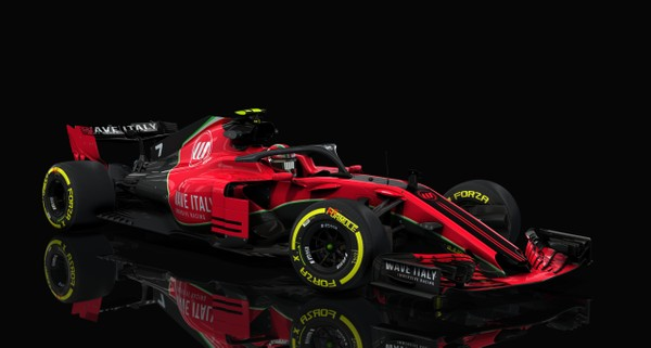 Formula Hybrid 2018 for AC