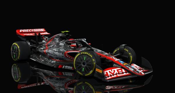 Formula Hybrid X 2022 for AC