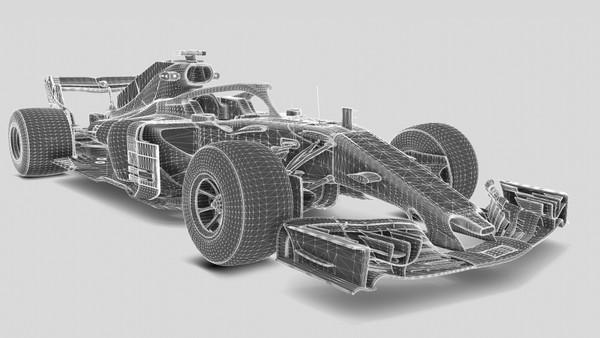 Livery Templates - Formula Hybrid 2018 - Assetto Corsa