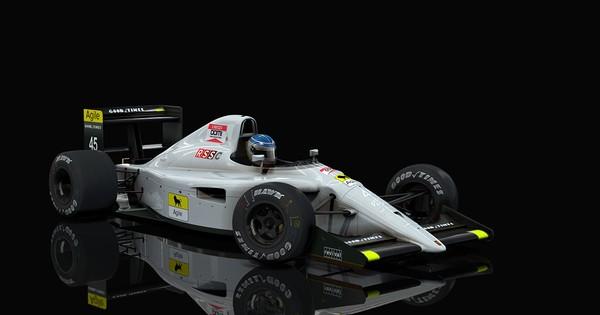 Formula RSS 1990 V12 for Assetto Corsa
