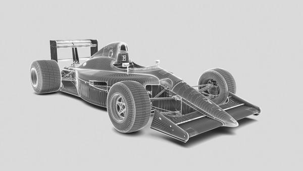 Livery Templates - Formula RSS 1990 V12 - Assetto Corsa