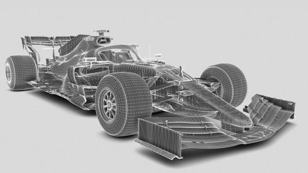 Livery Templates - Formula Hybrid 2019 - Assetto Corsa