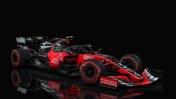 Formula Hybrid 2019 for AC