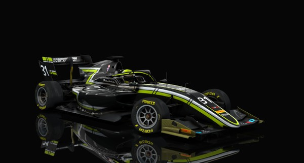 Formula RSS 3 V6 for AC