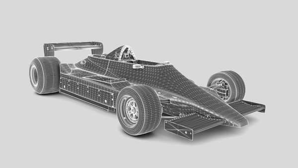 Livery Templates - Formula 79 - Assetto Corsa