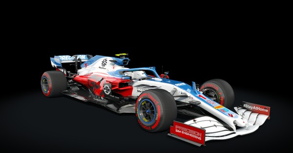 Formula Hybrid 2020 for Assetto Corsa