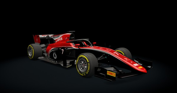 Formula RSS 2 V6 for Assetto Corsa