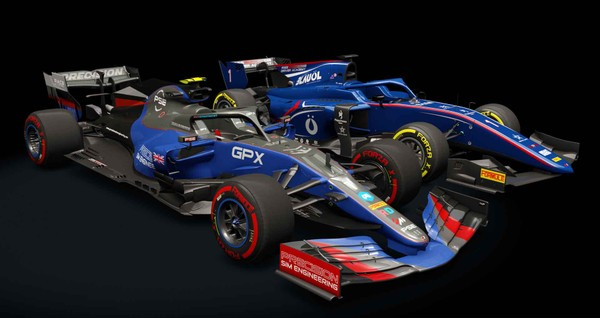 Formula RSS 2019 Pack 1 for Assetto Corsa