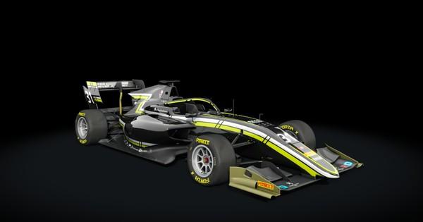 Formula RSS 3 V6 for Assetto Corsa