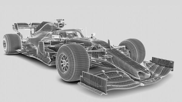 Livery Templates - Formula Hybrid 2020 - Assetto Corsa
