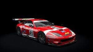 GT Ferruccio 55 for Assetto Corsa