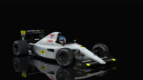 Formula RSS 1990 V12 for AC