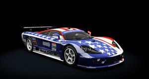GT Shadow V8 for Assetto Corsa