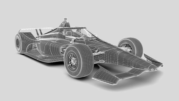 Livery Templates - Formula Americas 2020 - Assetto Corsa