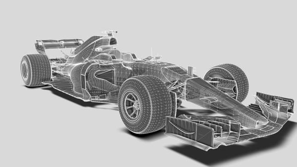 Livery Templates - Formula Hybrid 2017 - Assetto Corsa
