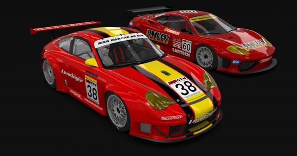 RSS GTN Pack for Assetto Corsa