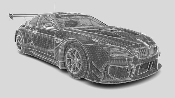 Livery Templates - GT-M Bayro 6 V8 - Assetto Corsa