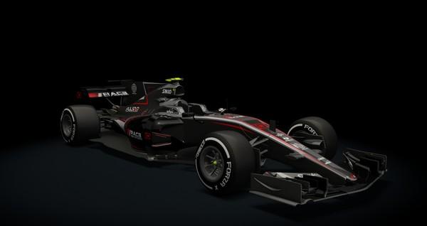 Formula Hybrid 2017 for Assetto Corsa