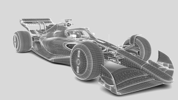 Livery Templates - Formula Hybrid X - Assetto Corsa
