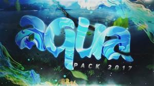 2017 Aqua Pack by LEshadow