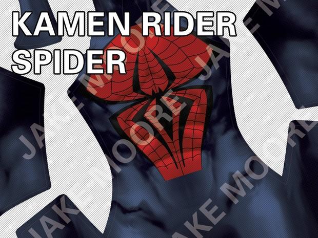 Kamen Rider Spider
