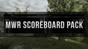 MWR Scoreboard Pack